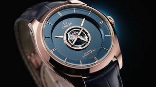 The De Ville Tourbillon Blue