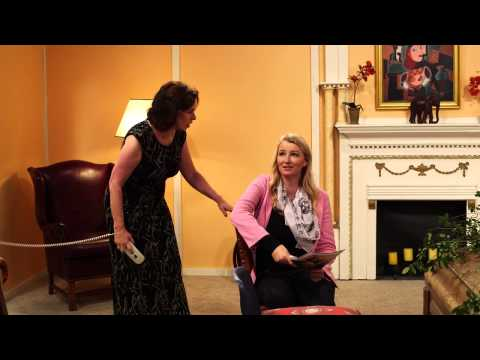 Anna Wilding as Martha Excerpt  The Ladies sitcom by Edouard Marchand