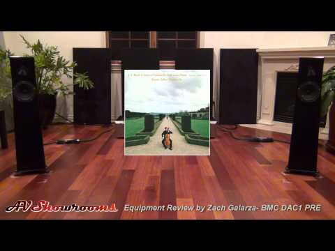 BMC DAC1 PRE Review pt 2, the system and listening sessions, BMC Audio