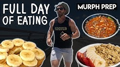 My Diet While Prepping For Murph | NEW Running Shoes | Day of Eating