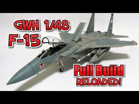 GWH 1/48 F-15 Reloaded