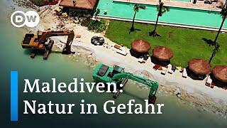 Malediven: Bauirrsinn im Touristenparadies | Global Ideas