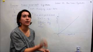 Intro to Control - 4.3 Linear Versus Nonlinear Systems