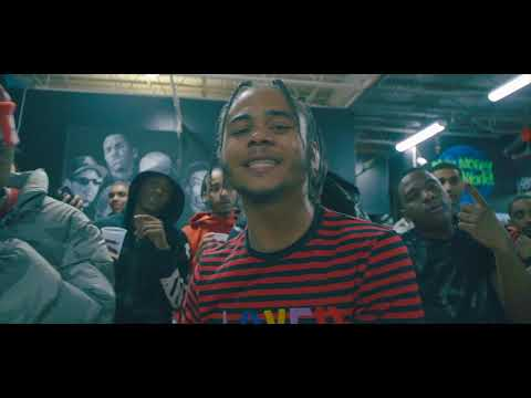 Ek ft Flee & Babyface Ray- TAKE EM TO THE TRENCHES
