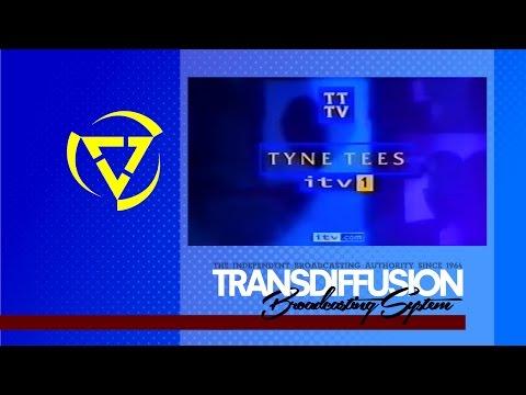 Tyne Tees ident (2001) - static ITV1 generic version with ITV.com URL