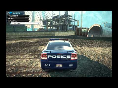 Need For Speed Most Wanted 2012 Experiment – FCPD Fail