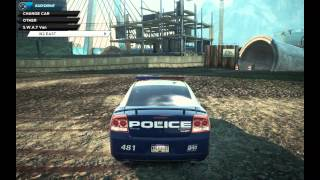 Need For Speed Most Wanted 2012 Experiment - FCPD Fail