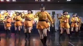京都橘高校吹奏楽部 「sing sing sing」@2012.12.02 みやこめっせ
