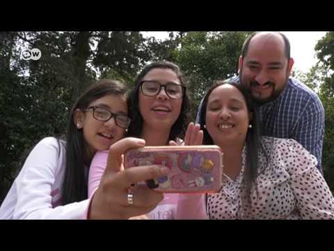 México, un oasis para los venezolanos
