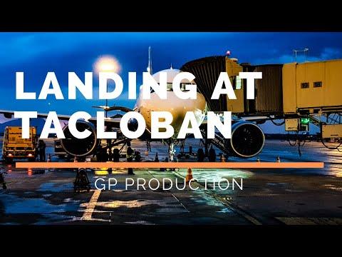 Landing In Tacloban