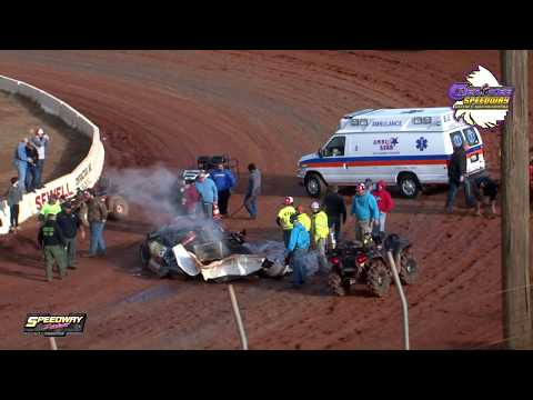 Feature 602 Late Models @ Cherokee Speedway Jan  26, 2020