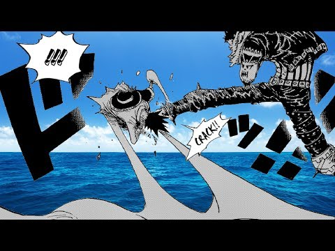 JINBEI the RADICAL SURFING JANITOR! | One Piece: Chapter 881 - Po D. Cast