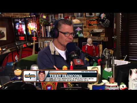 Terry Francona on The Dan Patrick Show (Full Interview) 6/18/15