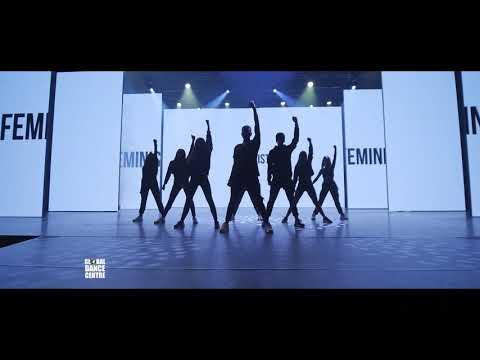 Afro dance & Hiphop 7 -17 yr - Stefano Limon - ELEVATE 2019 - GDC Rotterdam