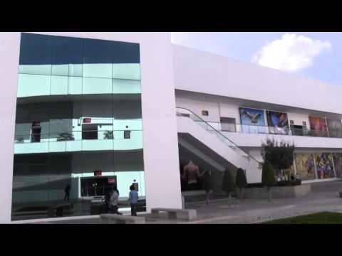 Complejo Cultural Universitario de la BUAP 2013