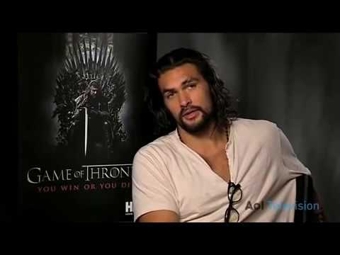Interview with Jason Momoa