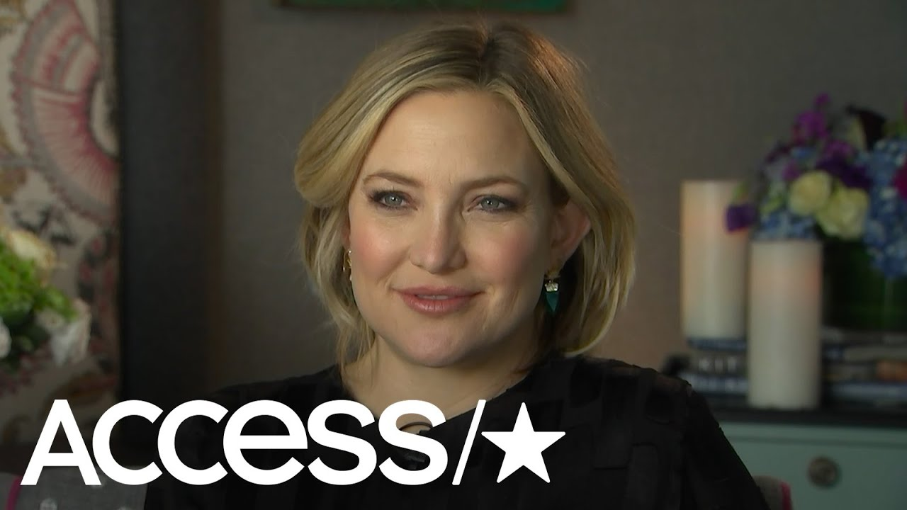 Kate Hudson Says She's Not Ruling Out More Kids – And Boyfriend Danny Fujikawa May Want A Baby Boy!