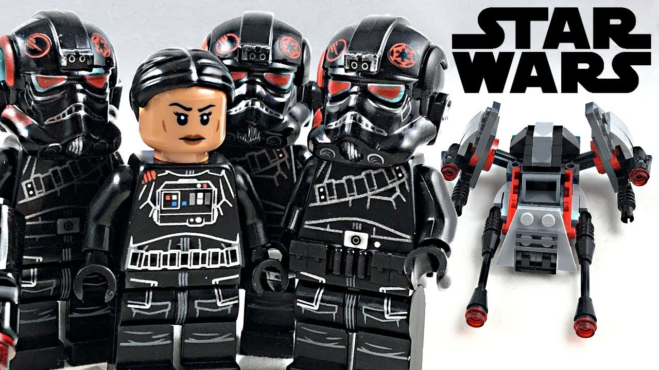 LEGO 75226 Star Wars INFERNO Squad ™ Battle Pack ~ NUOVO ~