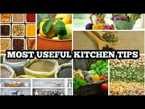 Most Important Tips and Tricks of Kitchen in Hindi-Indian kitchen tips-useful kitchen tips and trick
