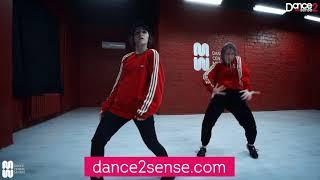 Ginuwine - Pony - hip-hop dance choreography by Nastya Vasilevskaya - Dance2sense
