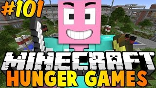 Minecraft : Hunger Games Episode 101 - I
