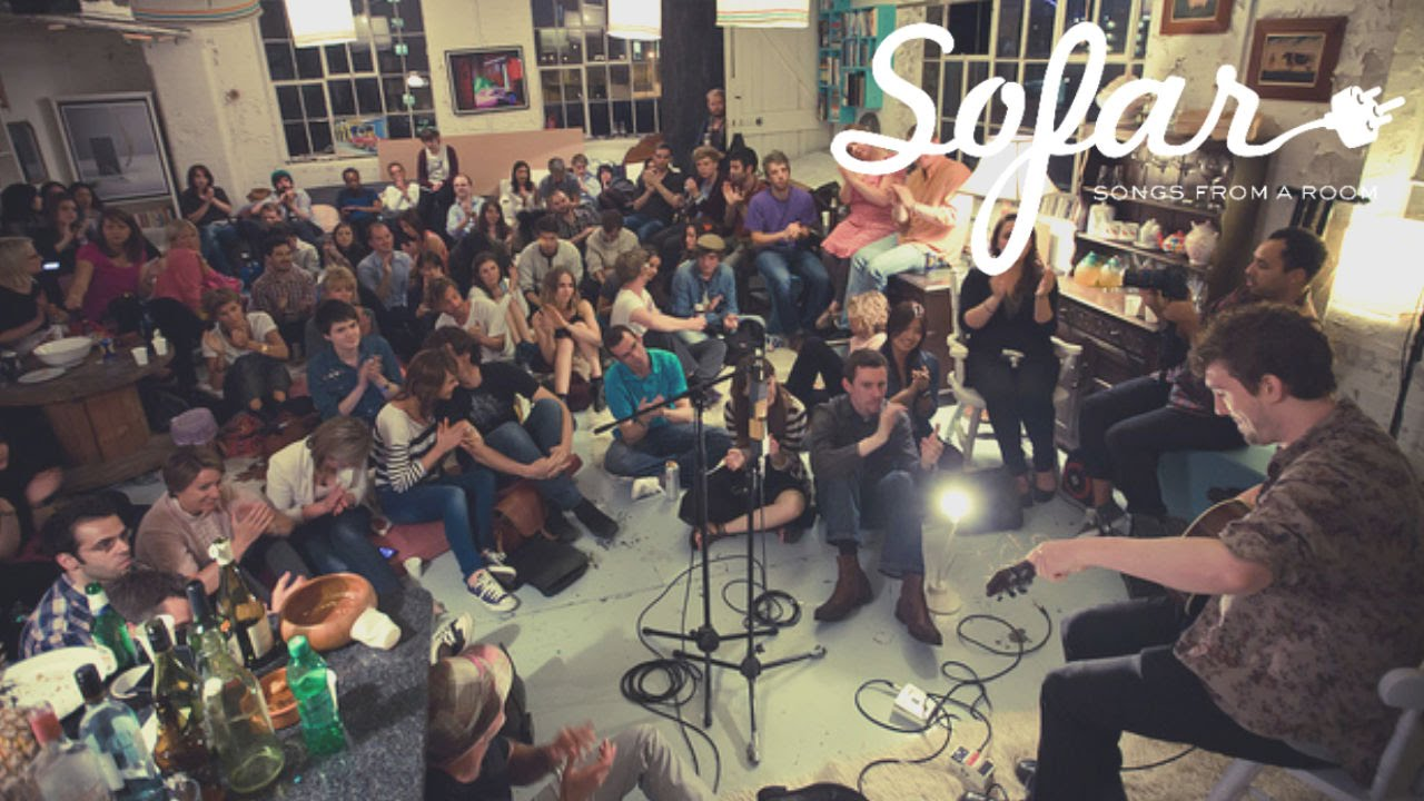 welcome to sofar sounds! - youtube