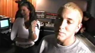 Eminem Freestyle On The Farmclub (Rare)