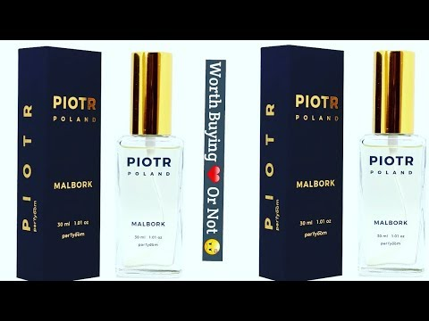 Review on Piotr Poland Malbork | Luxury Perfect |30ml.|  Rs. 1500/-