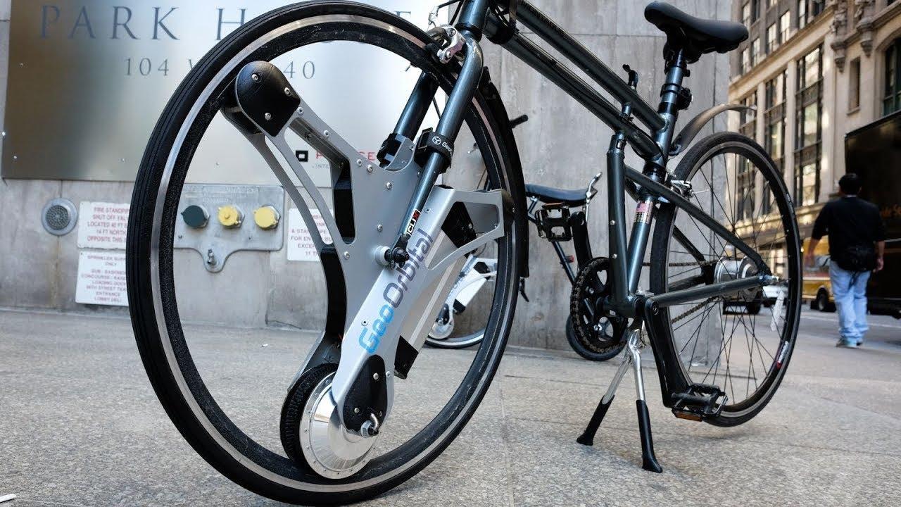 七個被發明出來的新奇車輪