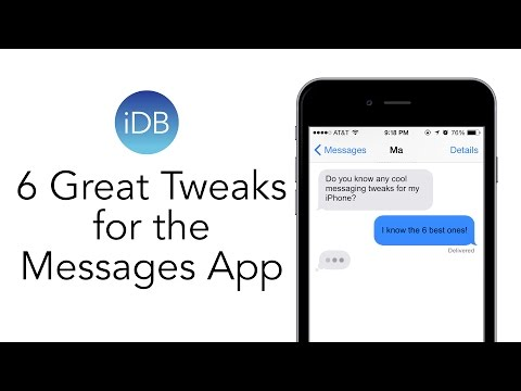 6 Great Tweaks for the Messages App You Should Try
