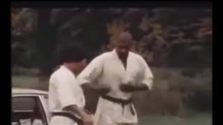 A veces me da pena decir que hago artes marciales porque...