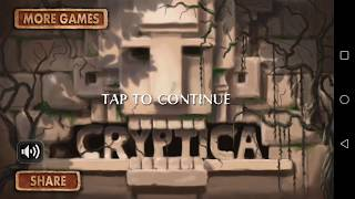 Cryptica Puzzle Game For Android