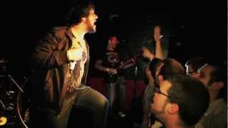 The Escape Engine- This Jagged Alibi Live at Maxwells 2012