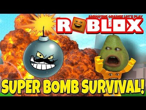 Pear Plays - ROBLOX: Super Bomb Survival!