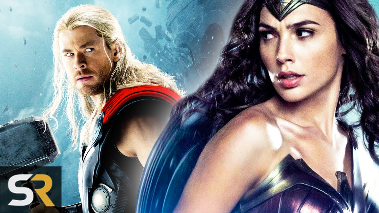 Download MARVEL VS DC: How The Justice League Could Beat The Avengers
