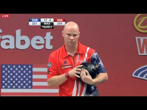 Weber Cup 2015 - Day 2 - Match 11 [Palermaa vs. Jones]