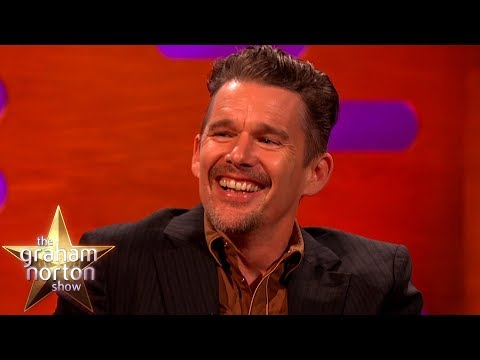 Ethan Hawke Tried A Ouija Board & Believed He Was James Dean | The Graham Norton Show
