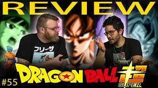 Dragon Ball Super [English Dub] REVIEW!! Episode 55