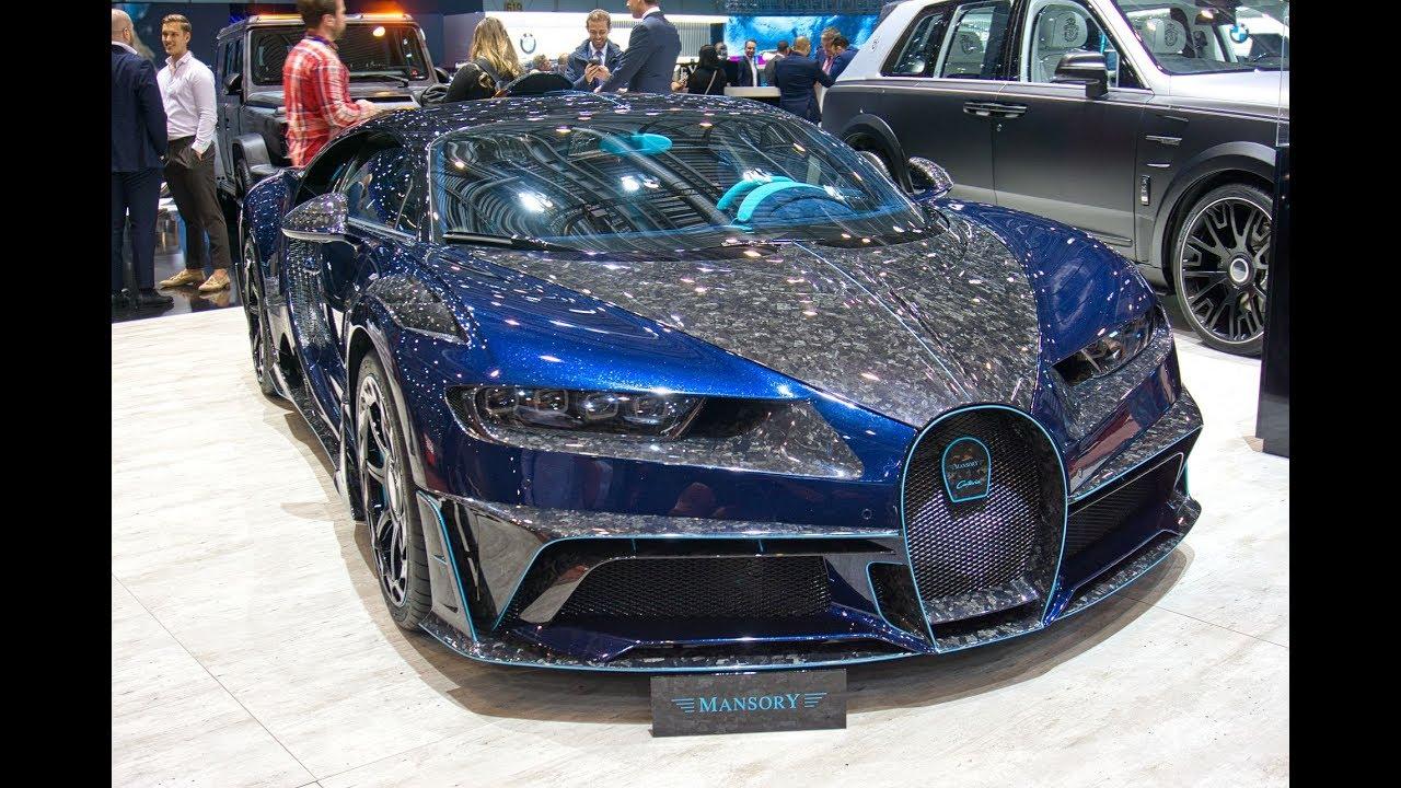 Bugatti Chiron Mansory Centuria And Crazy Tuned Supercars