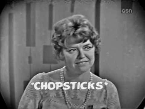 PASSWORD 1963-09-02 Dorothy Loudon & Alan King