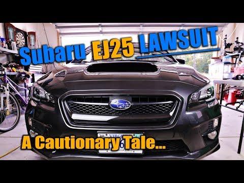 Subaru Engine Failure Lawsuit: Lessons Learned