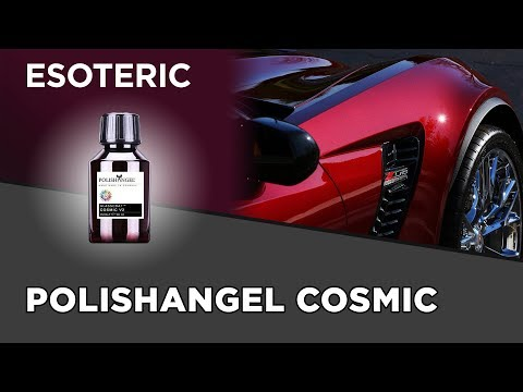 POLISHANGEL Glasscoat Cosmic V2 Review - ESOTERIC Car Care