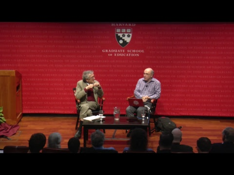 Askwith Forum: Stephen Wolfram and Howard Gardner - Best Education in Computational Thinking