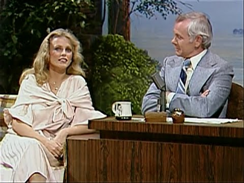 Cheryl Ladd on The Tonight  with Johnny Carson, March 1st 1978