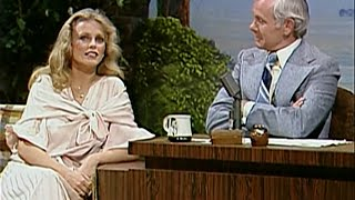 Cheryl Ladd on The Tonight Show with Johnny Carson, March 1st 1978