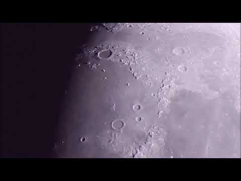 The best amateur moon video