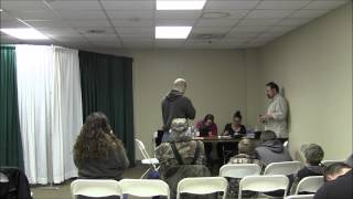 Hamburg, NY Open and Resident Division of NWTF Turkey Calling Competition March 8, 2015