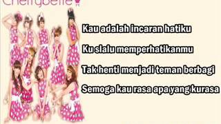 Cherrybelle   Diam Diam Suka Lyrics Video