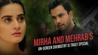 Mirha and Mehrab's On Screen Chemistry Is Truly Special | Ishq Tamasha | Spotlight | HUM TV