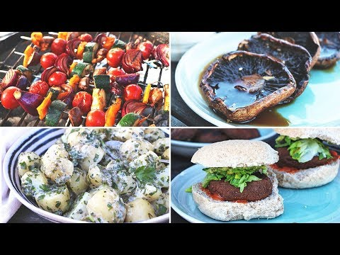10 Vegetarian Grilling Recipes Under 375 Calories